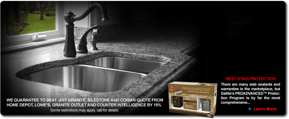 Granite Countertops In Washington DC. Maryland MD And Virginia VA
